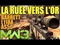 Download MW3 : BARRETT, L118A & AS50 | La ruée vers l'or #2 Sniper Gameplay in Mp3, Mp4 and 3GP