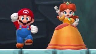 Super Mario Run - Daisy Unlocked (Remix 10 Area 30 Completed)
