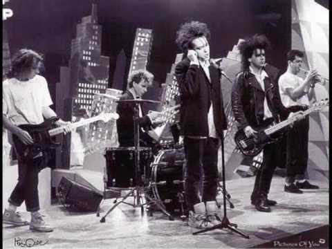 Cure - Mr. Pink Eyes
