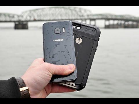 Samsung Galaxy S7 DEEP Water Test - Can S7 Survive 35 Feet?