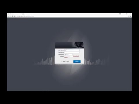 Escam Brick QD300 & QD900 WiFi - Password Reset