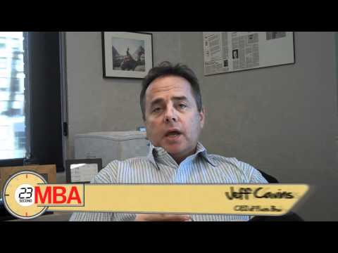 "30 Second MBA - Jeff Cavins, CE Fuze Box - ""Is the health of your employees your business?"