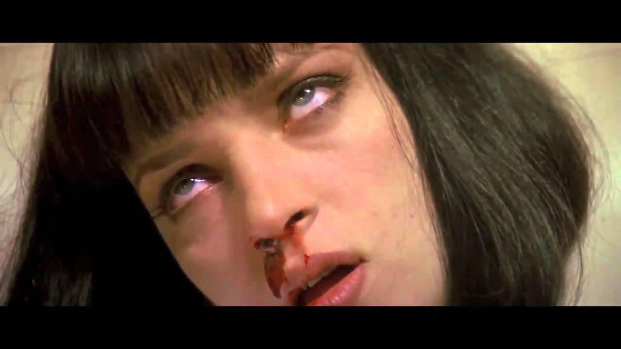Uma Thurman Pulp Fiction Mia - Pulp Fiction
