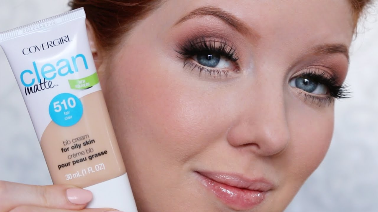 Covergirl clean matte bb cream 520 light by