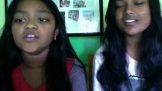 Glad You Came the Wanted cover (Fawjia x Trisha)