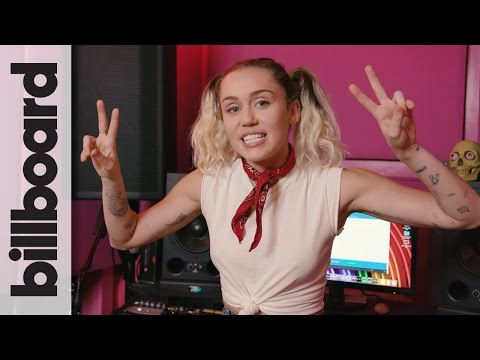 Miley Cyrus 'Malibu' : Watch Her Break Down the Single Inside Her Rainbow Land Studio