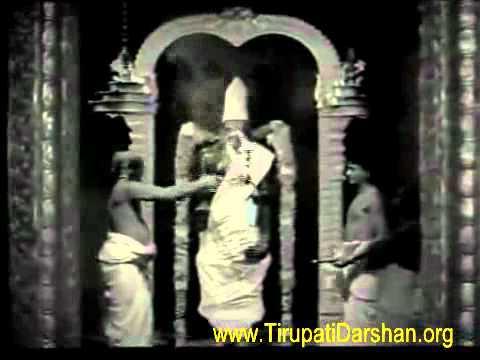 Tirupati Balaji Live Darshan Abhisekam - Vaikunta Ekadasi video