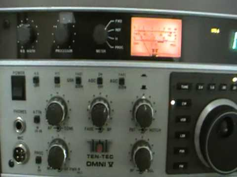 Ten Tec Omni V - Ham Radio - T32C - CW