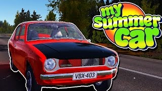 My Summer Car Türkçe PC - ARABA AKIYOR BE MUBAREK #20