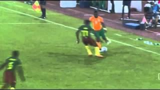 Max Gradel Goal 2015 ኮትዲቩአር ጎል በካሜሩን Cameroon vs Ivory Coast 0 - 1