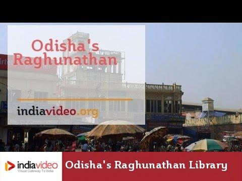Romance of old books at Odisha's RaghunathanLibrary