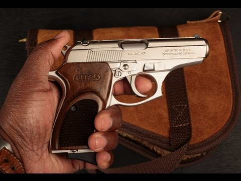 Bersa Thunder .380 ACP...The Poor Man's Walther PPK