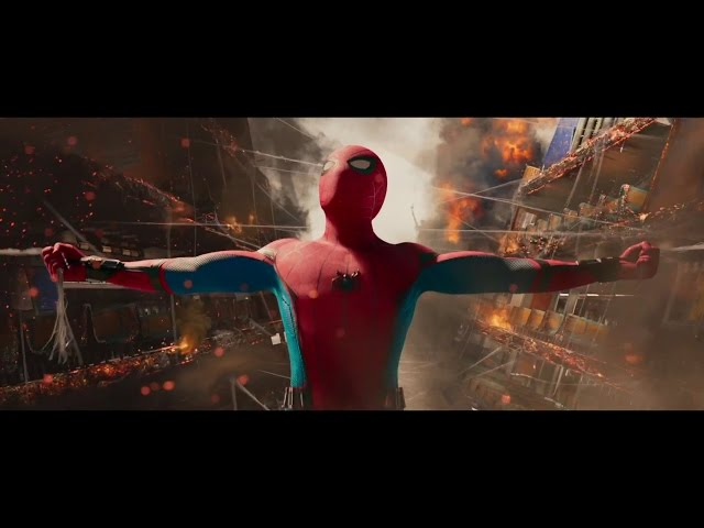 Spider-Man: Homecoming - Official Trailer #2