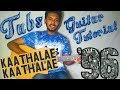 Kaathalae Kaathalae Guitar Tutorial Tabs Instrumental 96 mp3