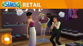 The Sims 4 Get to Work: Official Retail Gameplay Trailer