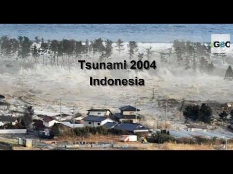 Death total tsunami Asian