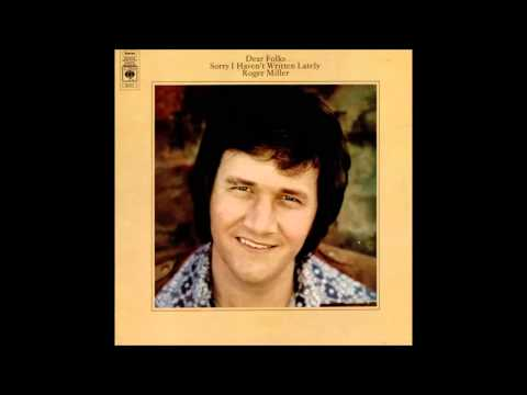 Roger Miller - I BELIEVE IN THE SUNSHINE