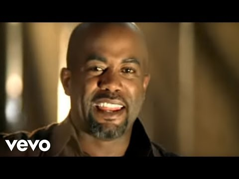 Darius Rucker - Don't Think I Don't Think About It video
