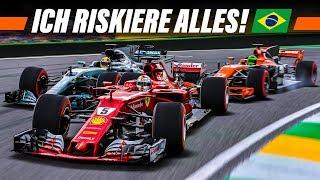 F1 2017 KARRIERE S3E19 – Interlagos, Brasilien GP   Let's Play Formel 1 4K Gameplay German