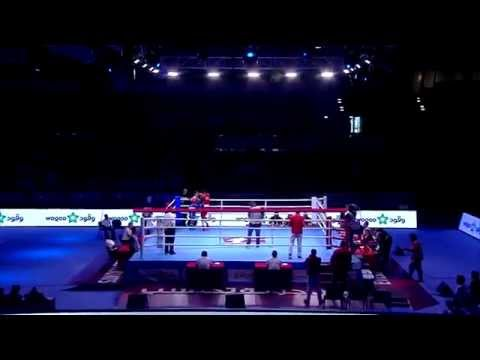 AIBA World Boxing Championships Doha 2015  - Session 1B - Preliminaries