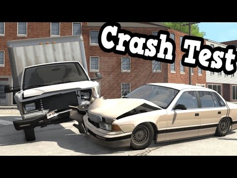 BeamNG Drive - New Crash Tests Ep. 33