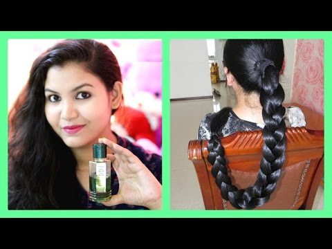 BEST HAIR OIL FOR THICK BLACK SHINY HAIR / BEST WAY TO USE PATANJALI AMLA HAIR OIL