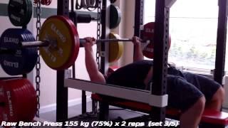 Francis Rousseau - Training 2014-06-25