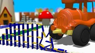 VIDS For KIDS In 3d HD Dominos For Children 10 AApV VideoMp4Mp3.Com