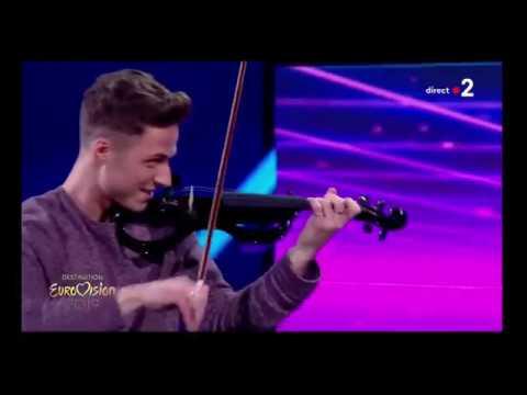Lautner - J'ai pas le temps (Destination Eurovision 2019 SF1)