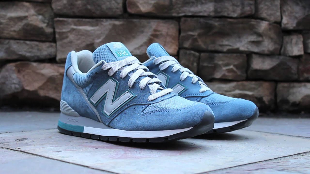 New Balance Red And Blue Shoes