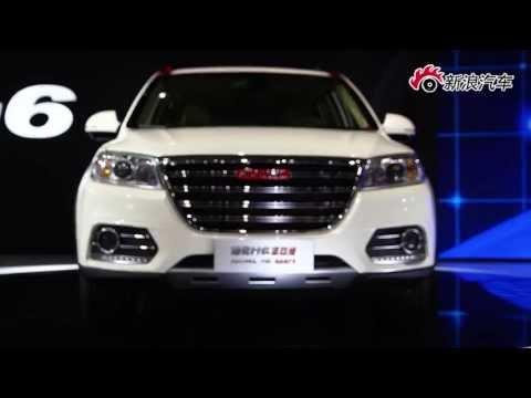 HAVAL H6 SPORT-auto shanghai 2013