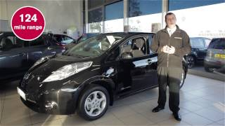 Review of the Nissan LEAF