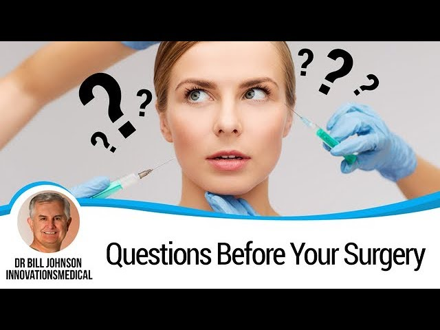 Butt, Breast, & Facial Fat Transfer Answers Before You Get The Surgery!