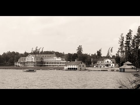 Saranac Lake, NY ~ Paul Smith's Adirondack Hotel & Casino