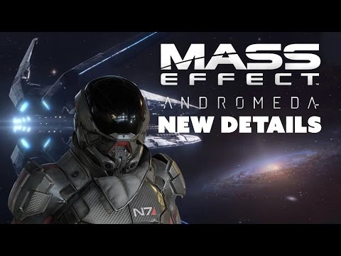 Mass Effect Andromeda NEW DETAILS - The Know Game News
