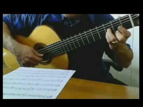 BRAZILIAN GUITAR : ACALANTO DAS NONAS BY BADEN POWELL