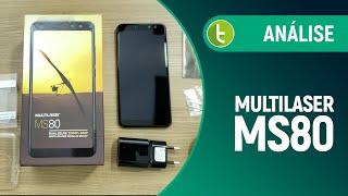 Multilaser MS80 é uma boa alternativa nacional ao Moto G6 Play | Review/Análise