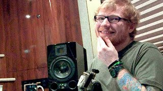 Download Lagu Watch Ed Sheeran Write and Record 'Divide' in 'Songwriter' Documentary Gratis STAFABAND