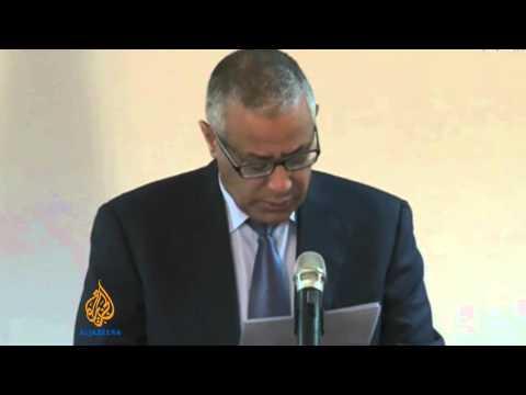 Libya sends troops to combat gunmen