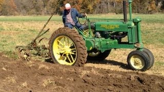 Antique John Deere Plow Day Compilation