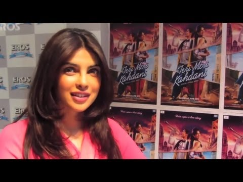 Priyanka's Invite To Join Teri Meri Kahaani On Facebook