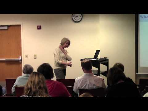 Groves Academy: Nonverbal Learning Disabilities, Presented by Ellen Engstrom 1.17.2013 (5 of 9)