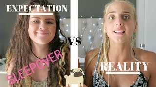 EXPECTATIONS VS REALITY W/ THE @danellejoubert