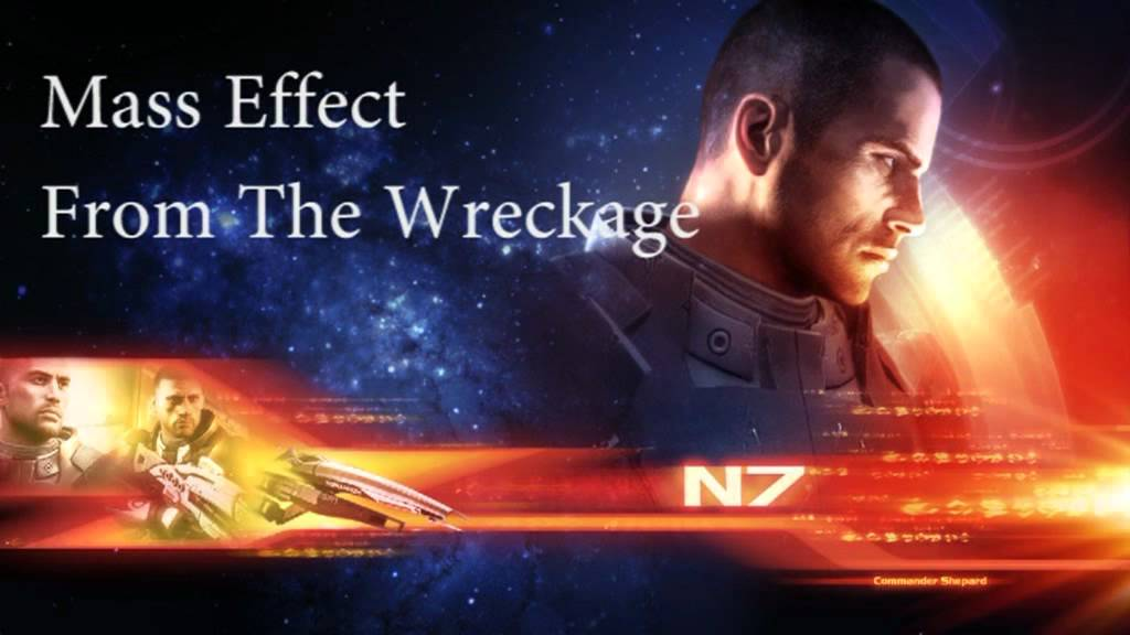 Best Video Game Music #6 - Mass Effect - From the Wreckage - YouTube