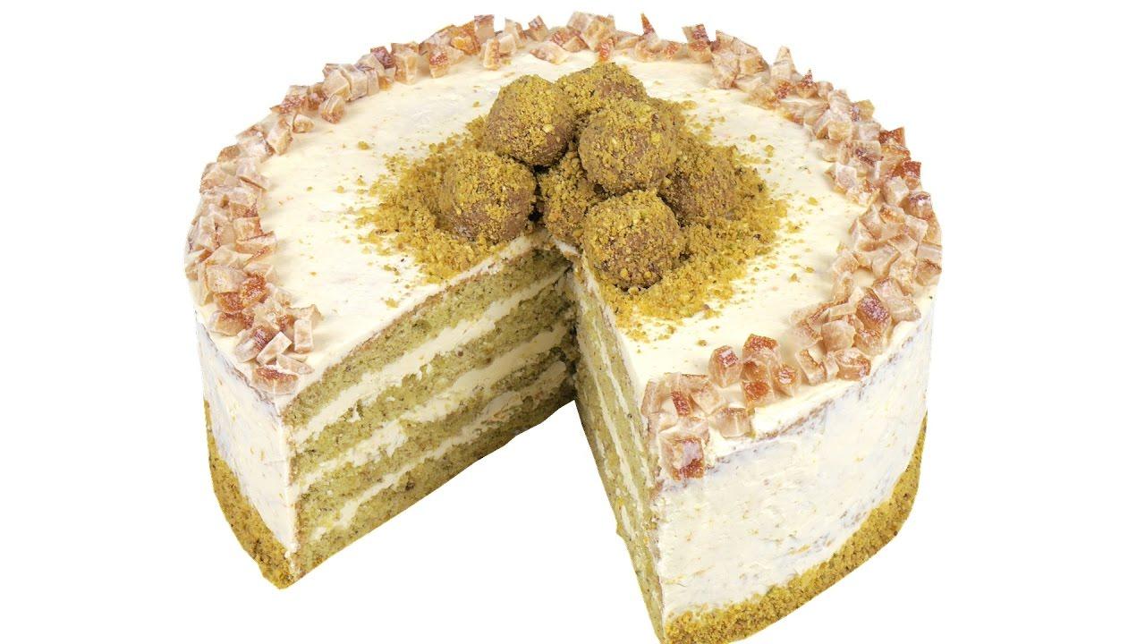 Фисташковый бисквит рецепт с фото пошагово