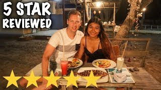 Eating At The BEST Reviewed Restaurant in Indonesia (5 STARS)