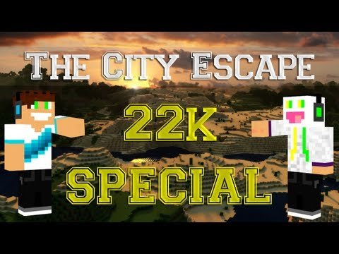 Minecraft Escape - [SPECIAL 22K] Vertez & Pan �mietanka - Escape From The City