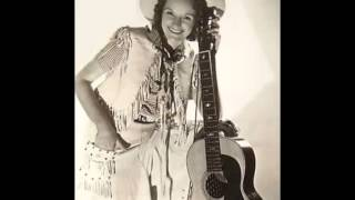 Patsy Montana - If I Could Only Learn To Yodel (c.1947).