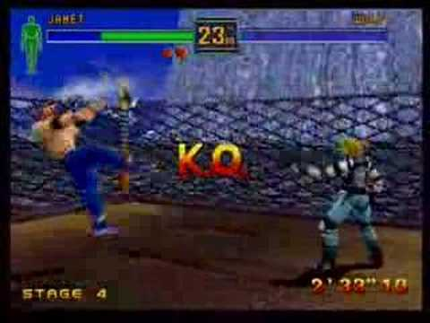 Alguém já jogou? Fighters Megamix?