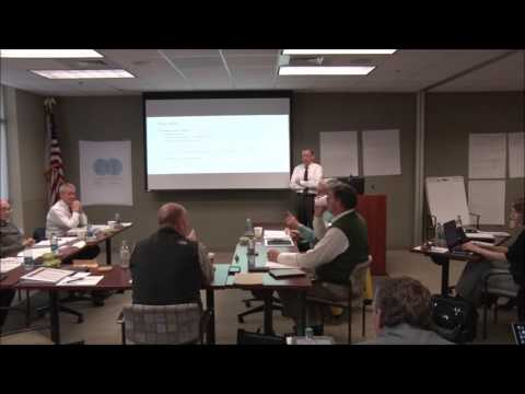 Waxhaw's Board of Commissioners Retreat Day 1 Part 2